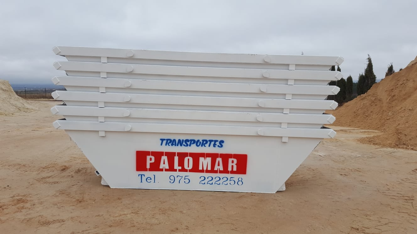 Transportes Palomar Ciria S.L.U.